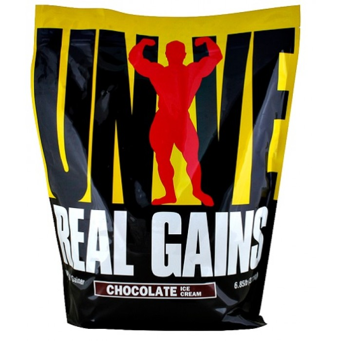 Universal Nutrition - Real Gains / 1762 gr​